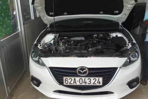 Mazda3 1.5L 112HP