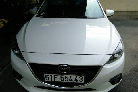 Mazda 3 All New 1.5L, công suất 112HP