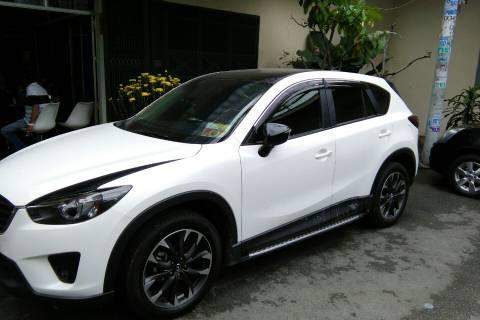 Mazda CX5 AWD 2.5L công suất 186HP