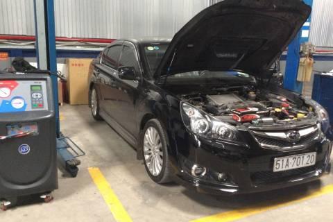 Subaru Legacy 2.5GT 261HP