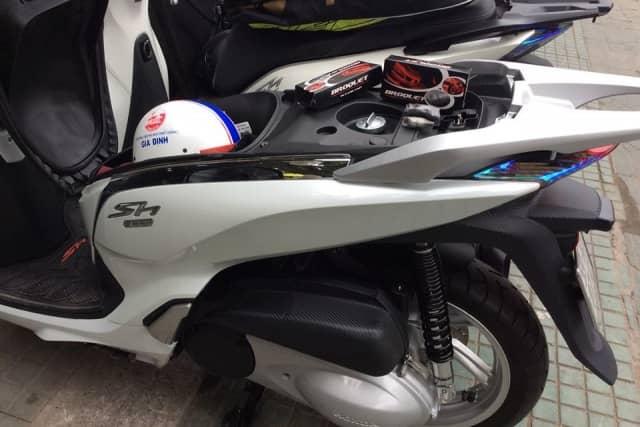 Hướng dẫn sử dụng In-tank B2/T (Xe Honda SH300i)