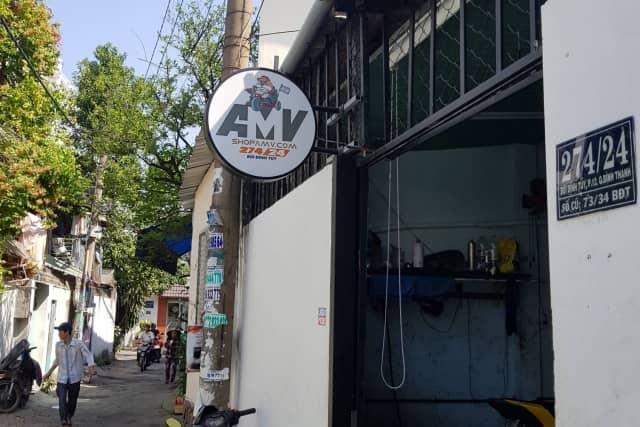 HCM-Bình Thạnh-AMV SHOP
