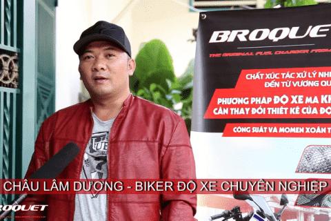 Review về chất xúc tác xử lý nhiên liệu broquet của các biker