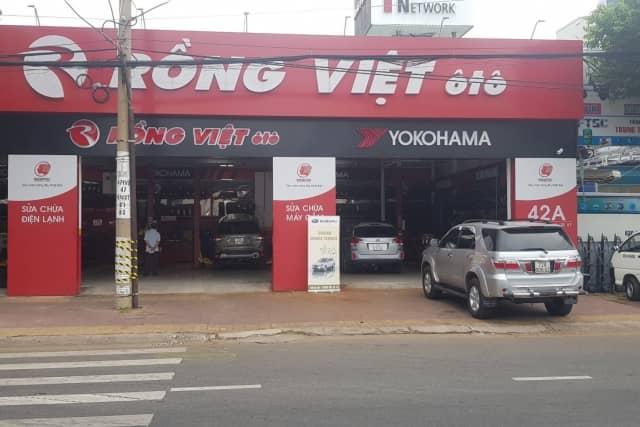 Vũng Tàu - Rồng Việt Ô tô