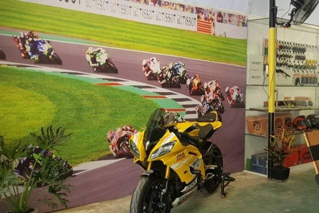 HCM - Khu Dân Cư Trung Sơn - APEX Racing