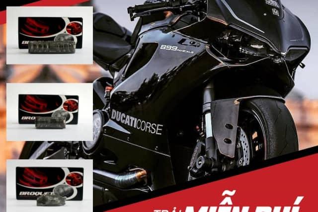 Trải nghiệm miễn phí sản phẩm dành cho xe máy, moto