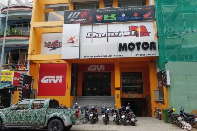 HCM - Quận 6 - Dynojet Motor 2K Việt Nam