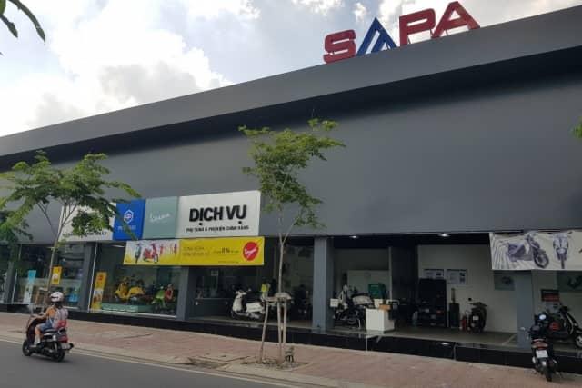HCM - Quận 2 - SAPA
