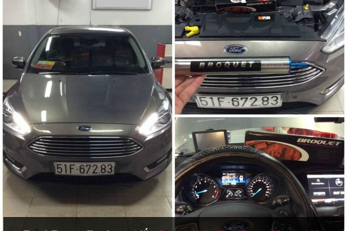 Ford Eco boost album