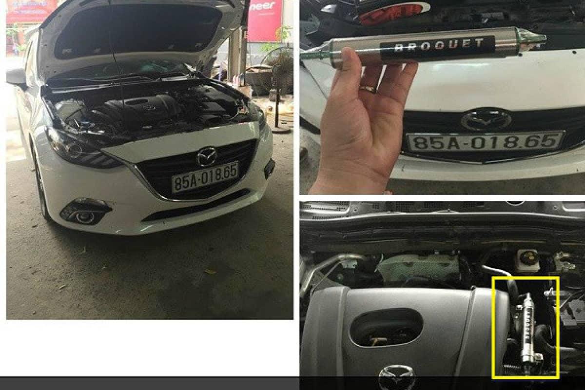 Mazda3 su dung BM30